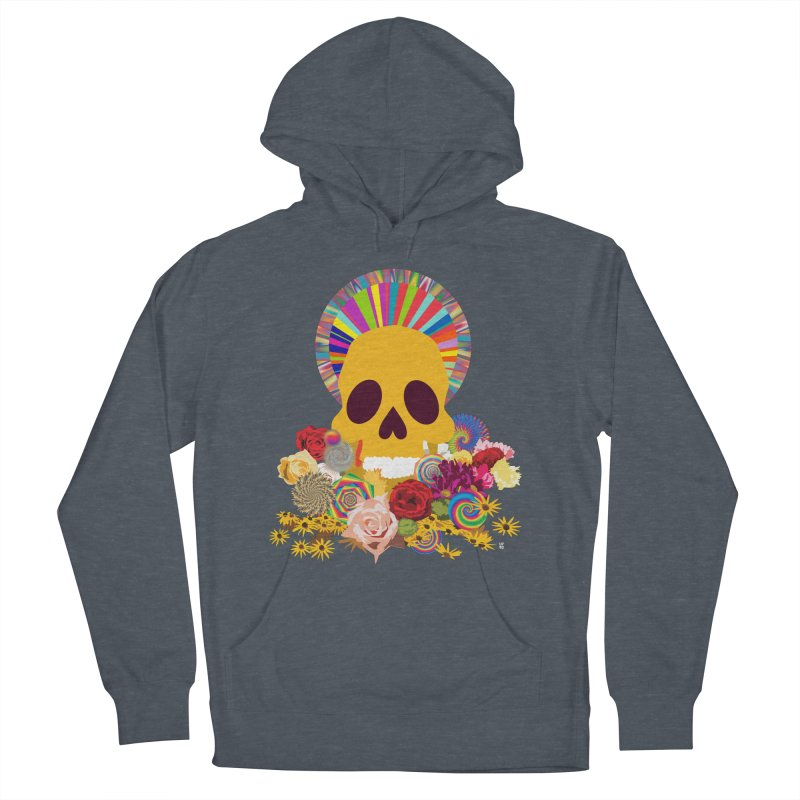 you're going to die Men's Pullover Hoody by upso's Artist Shop