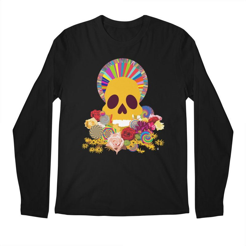 you're going to die Men's Longsleeve T-Shirt by upso's Artist Shop