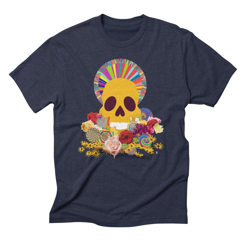 you're going to die Men's Triblend T-shirt by upso's Artist Shop