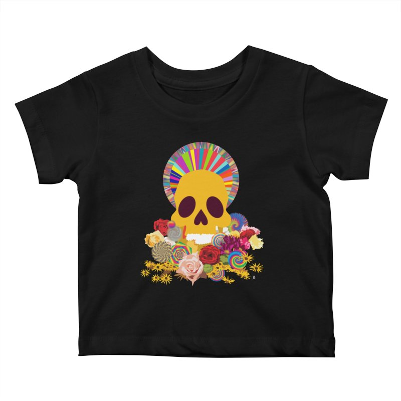 you're going to die Kids Baby T-Shirt by upso's Artist Shop