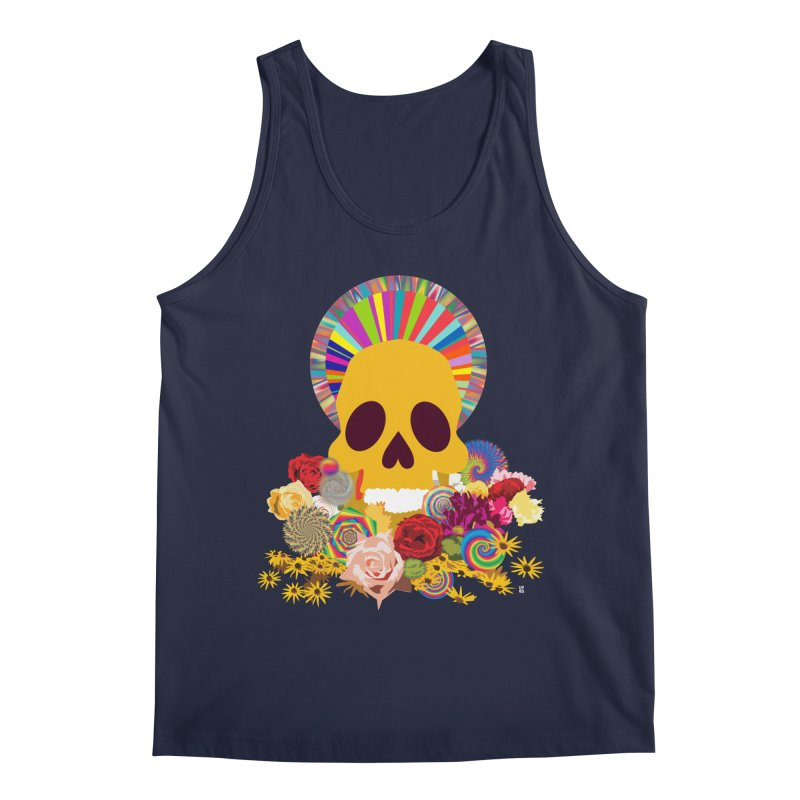 you're going to die Men's Regular Tank by upso's Artist Shop