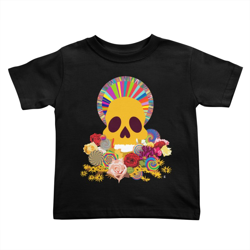you're going to die Kids Toddler T-Shirt by upso's Artist Shop