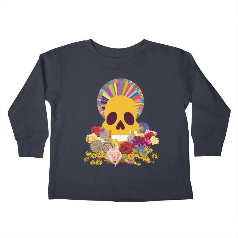 you're going to die Kids Toddler Longsleeve T-Shirt by upso's Artist Shop