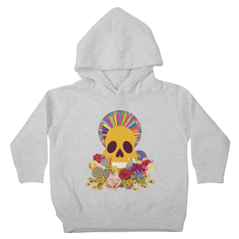 you're going to die Kids Toddler Pullover Hoody by upso's Artist Shop