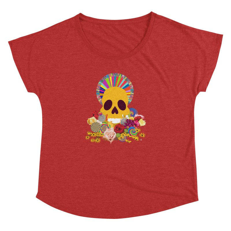 you're going to die Women's Dolman by upso's Artist Shop