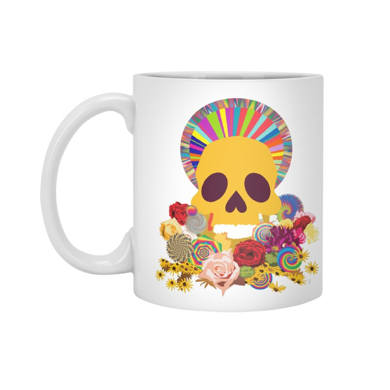 you're going to die Accessories Standard Mug by upso's Artist Shop