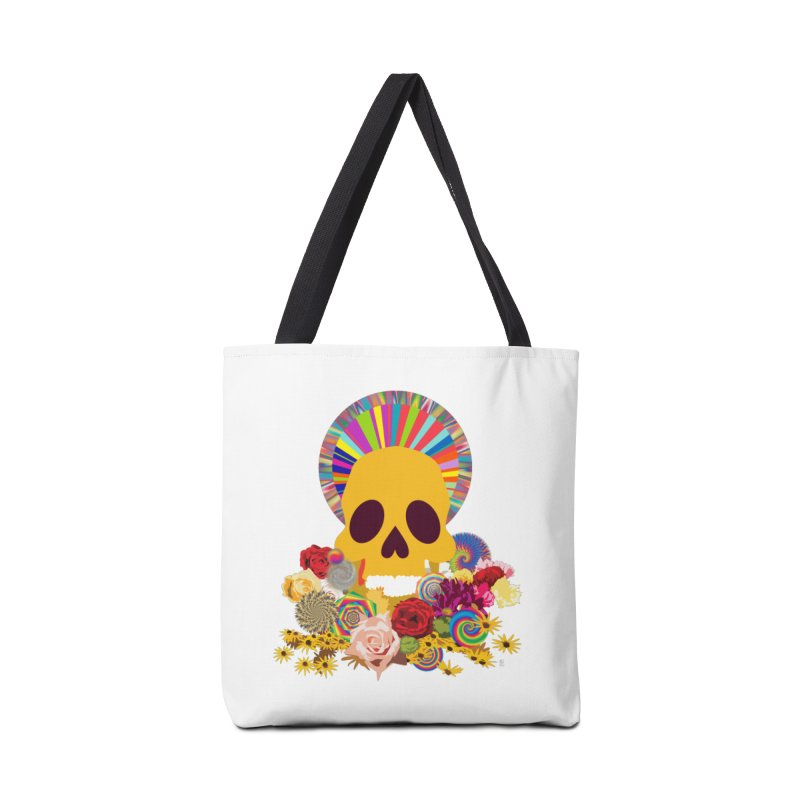 you're going to die Accessories Tote Bag Bag by upso's Artist Shop