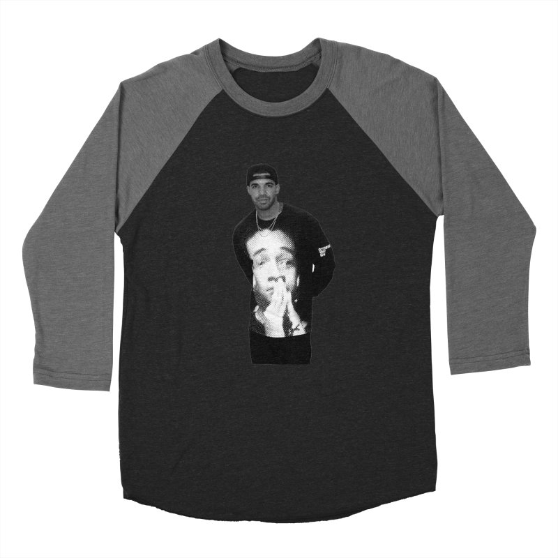 drake & jaden Women's Baseball Triblend T-Shirt by upso's Artist Shop