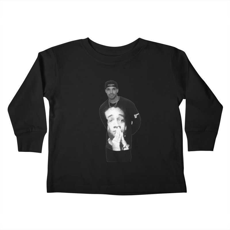 drake & jaden Kids Toddler Longsleeve T-Shirt by upso's Artist Shop