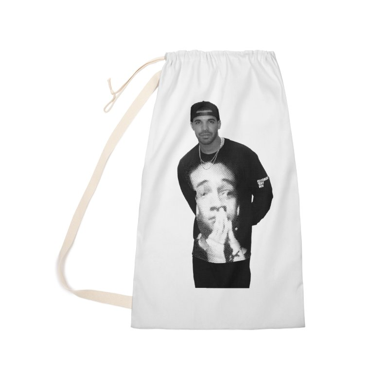 drake & jaden Accessories Laundry Bag Bag by upso's Artist Shop