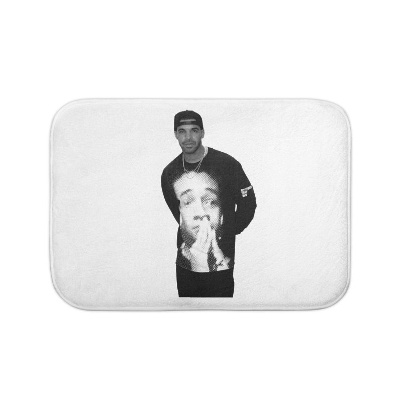 drake & jaden Home Bath Mat by upso's Artist Shop