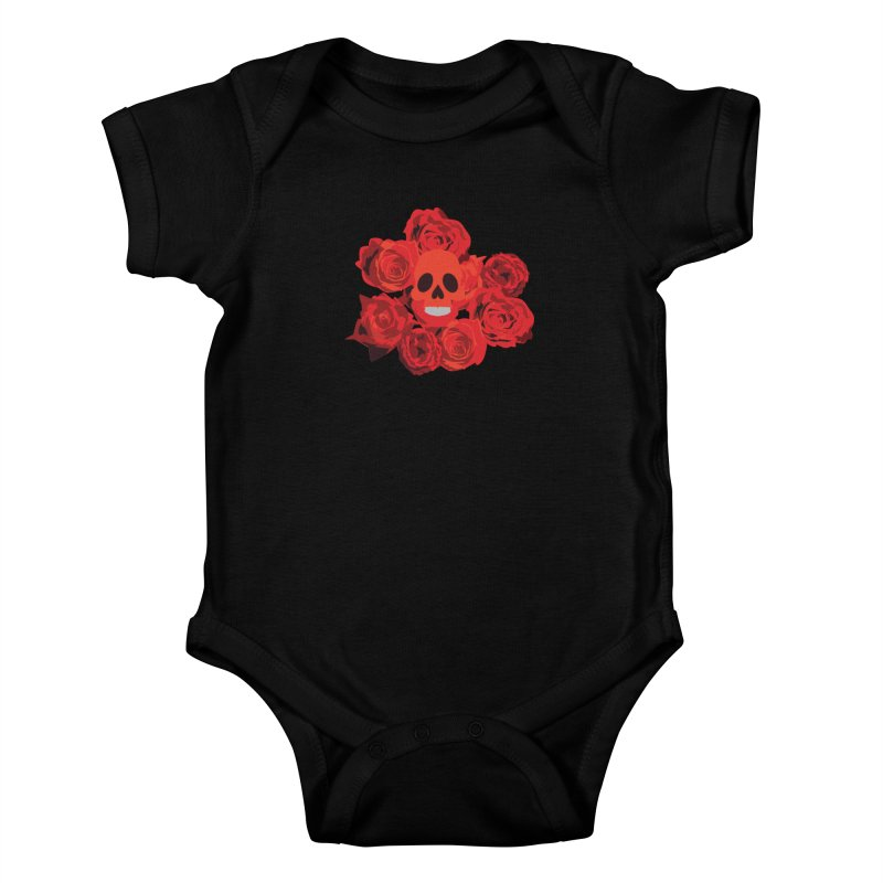 off to the races Kids Baby Bodysuit by upso's Artist Shop