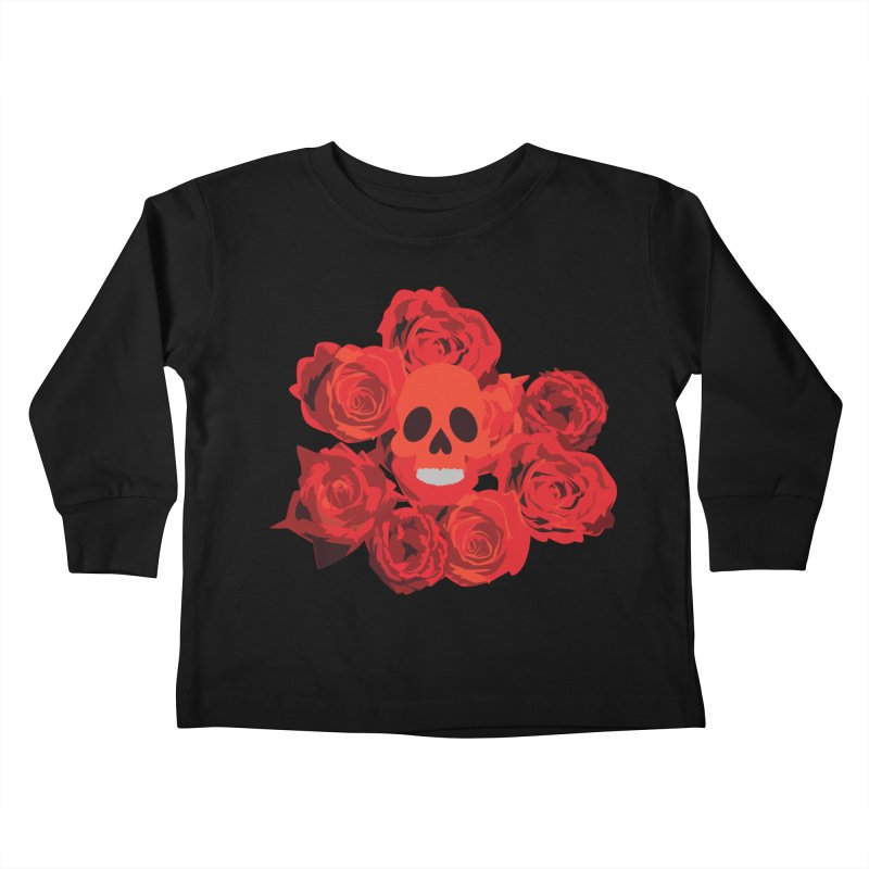 off to the races Kids Toddler Longsleeve T-Shirt by upso's Artist Shop