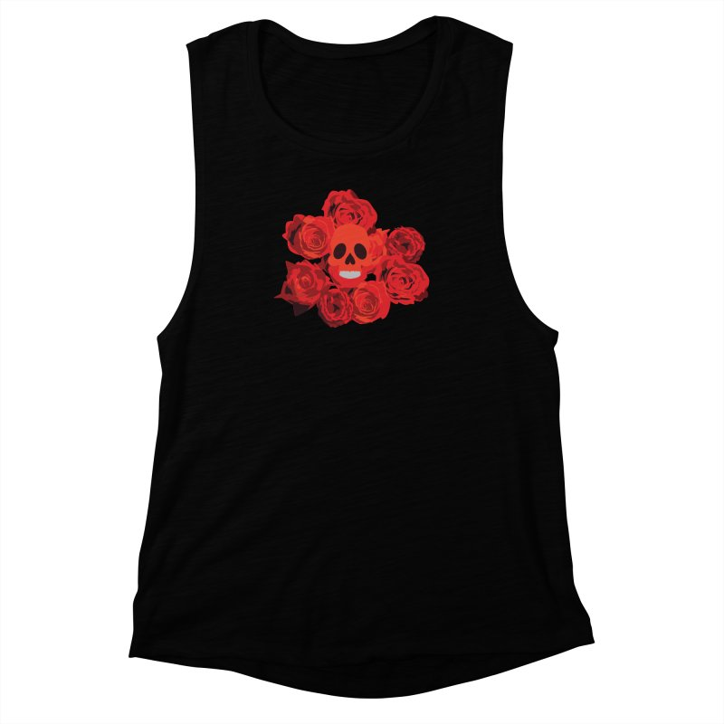 off to the races Women's Muscle Tank by upso's Artist Shop