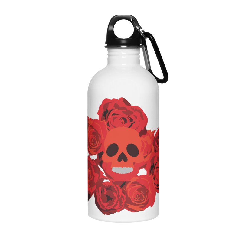 off to the races Accessories Water Bottle by upso's Artist Shop