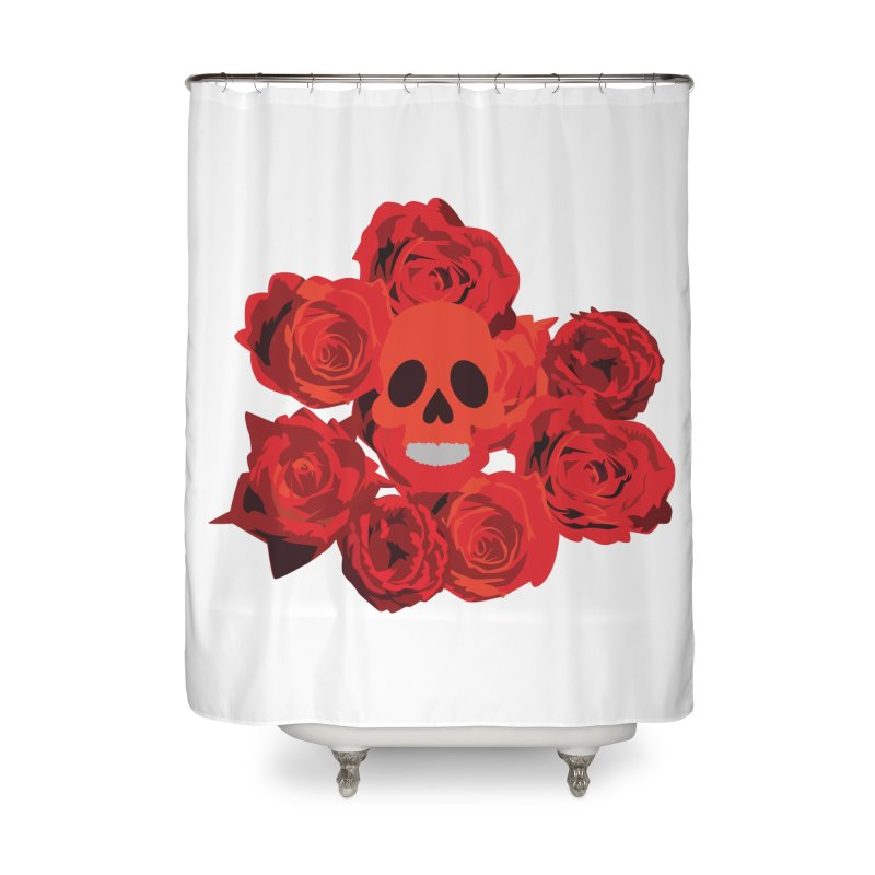 off to the races Home Shower Curtain by upso's Artist Shop