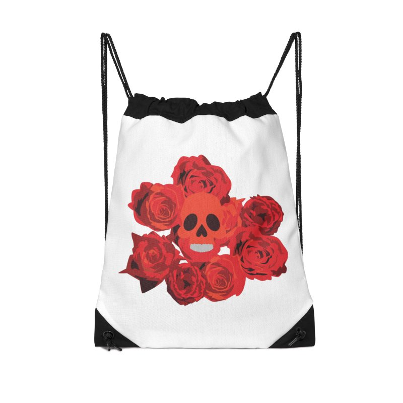 off to the races Accessories Drawstring Bag Bag by upso's Artist Shop