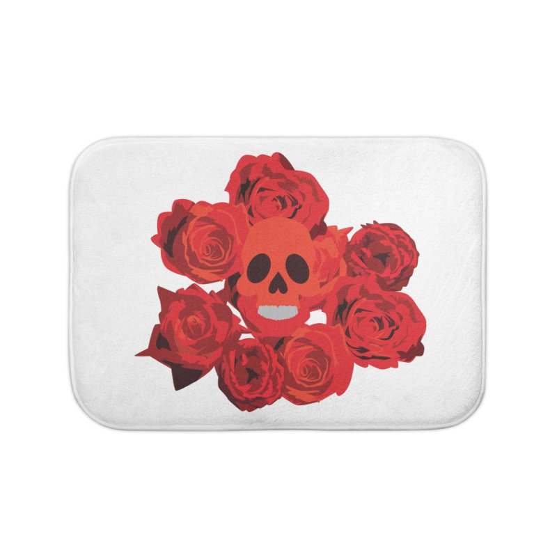 off to the races Home Bath Mat by upso's Artist Shop