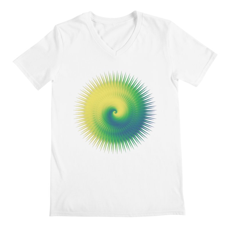 why does everything have to have a name? Men's V-Neck by upso's Artist Shop