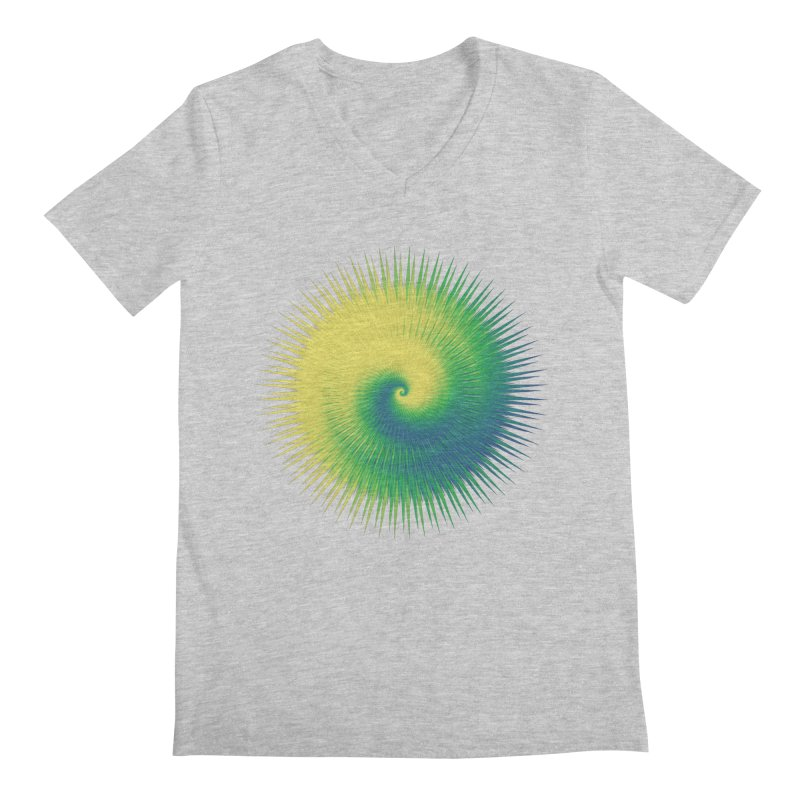 why does everything have to have a name? Men's Regular V-Neck by upso's Artist Shop