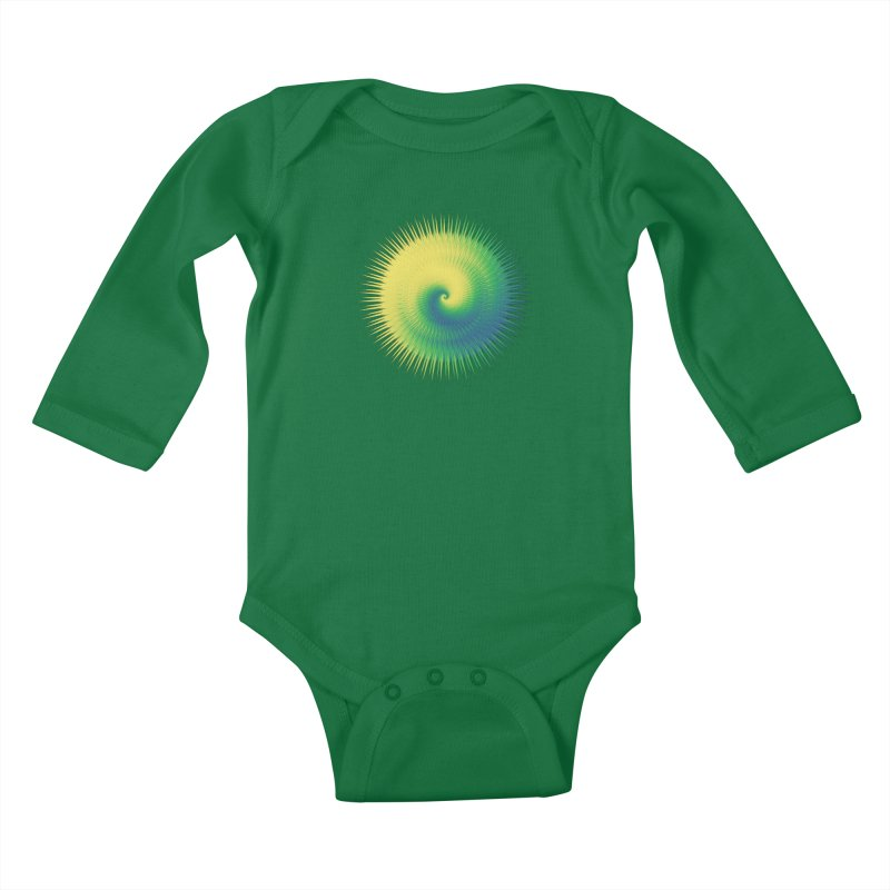 why does everything have to have a name? Kids Baby Longsleeve Bodysuit by upso's Artist Shop