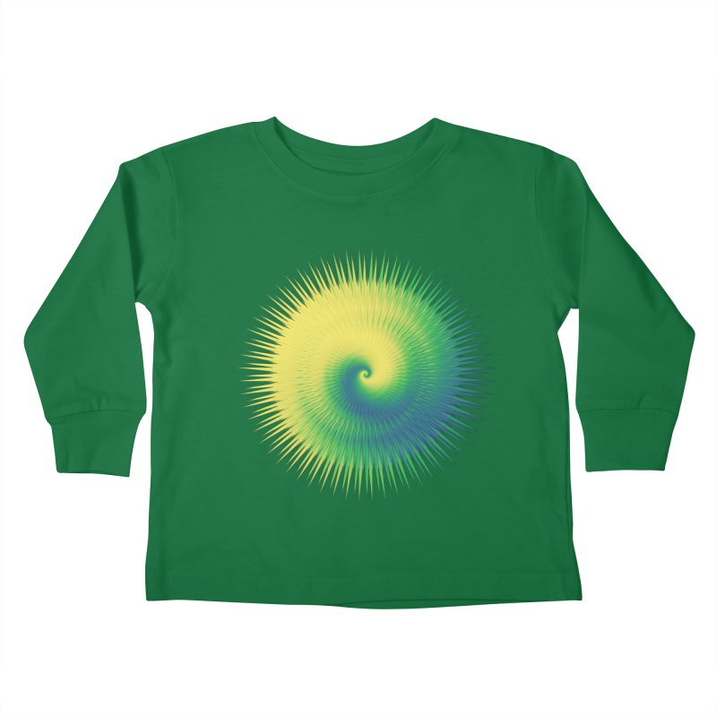 why does everything have to have a name? Kids Toddler Longsleeve T-Shirt by upso's Artist Shop