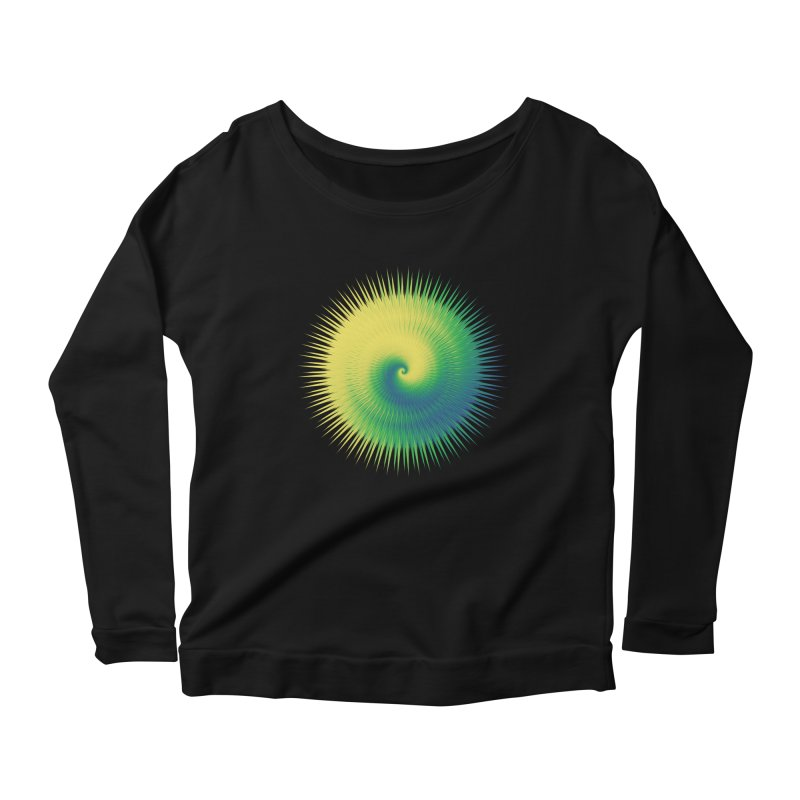 why does everything have to have a name? Women's Scoop Neck Longsleeve T-Shirt by upso's Artist Shop