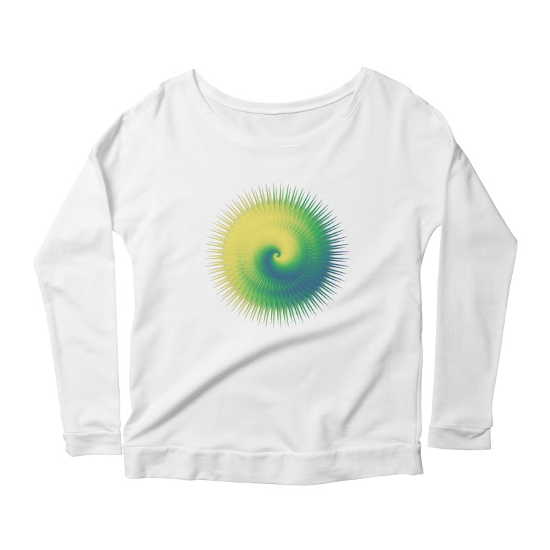 why does everything have to have a name? Women's Longsleeve Scoopneck  by upso's Artist Shop