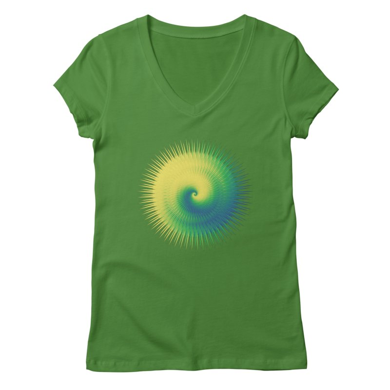 why does everything have to have a name? Women's Regular V-Neck by upso's Artist Shop