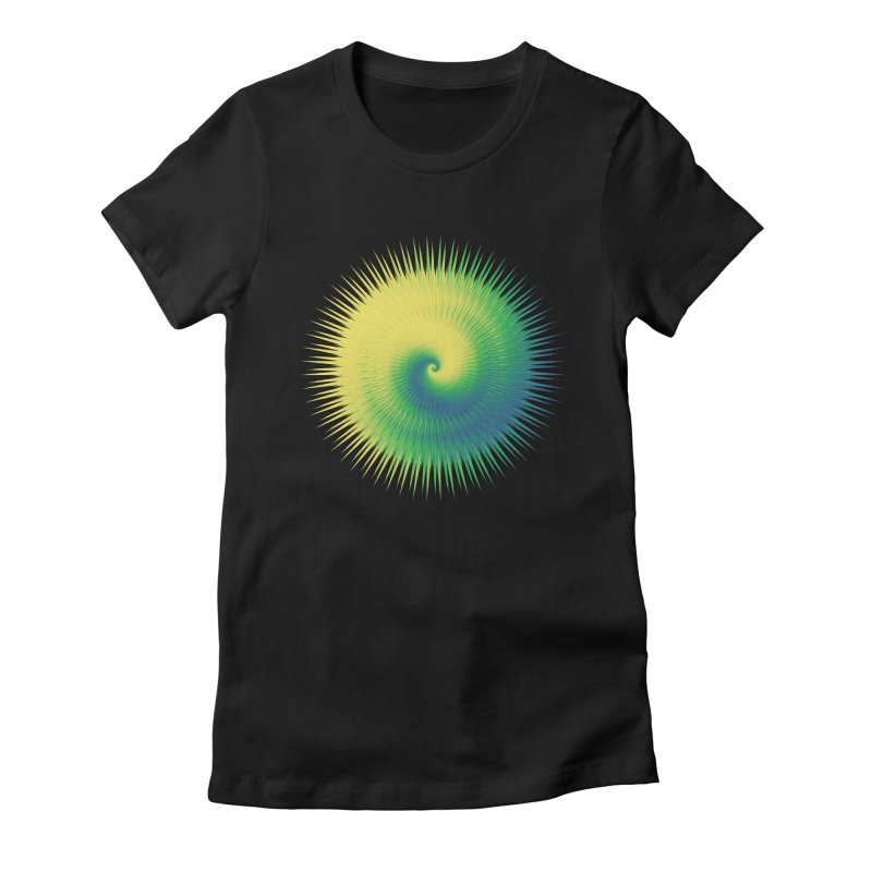 why does everything have to have a name? Women's Fitted T-Shirt by upso's Artist Shop