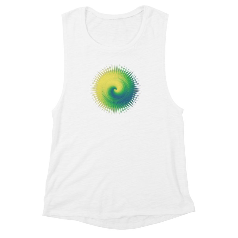 why does everything have to have a name? Women's Muscle Tank by upso's Artist Shop