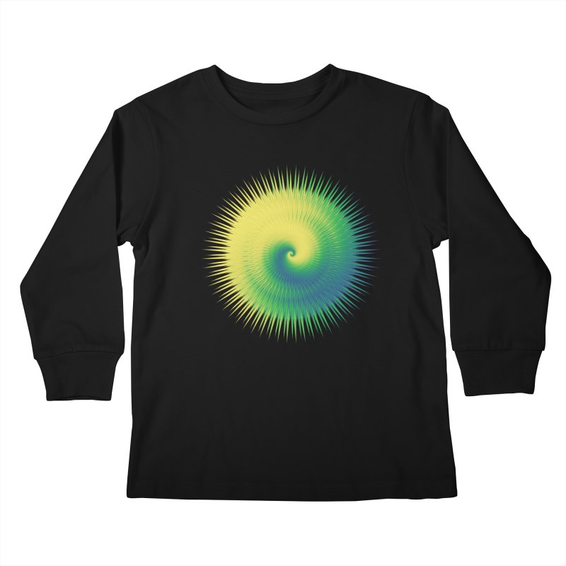 why does everything have to have a name? Kids Longsleeve T-Shirt by upso's Artist Shop