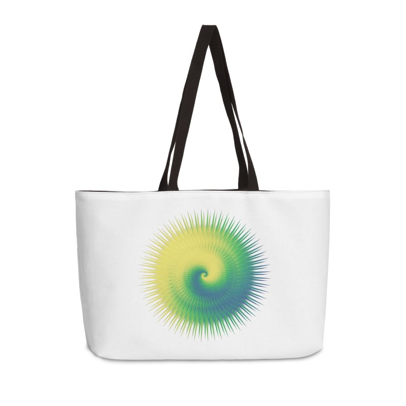 why does everything have to have a name? Accessories Weekender Bag Bag by upso's Artist Shop