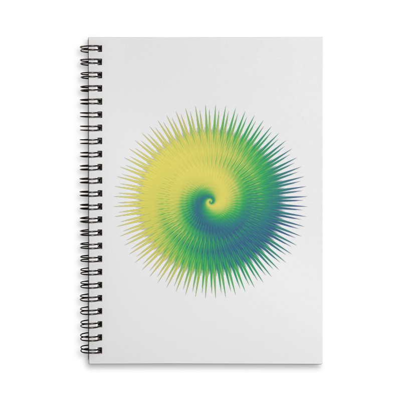 why does everything have to have a name? Accessories Lined Spiral Notebook by upso's Artist Shop