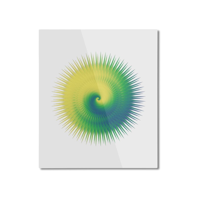 why does everything have to have a name? Home Mounted Aluminum Print by upso's Artist Shop