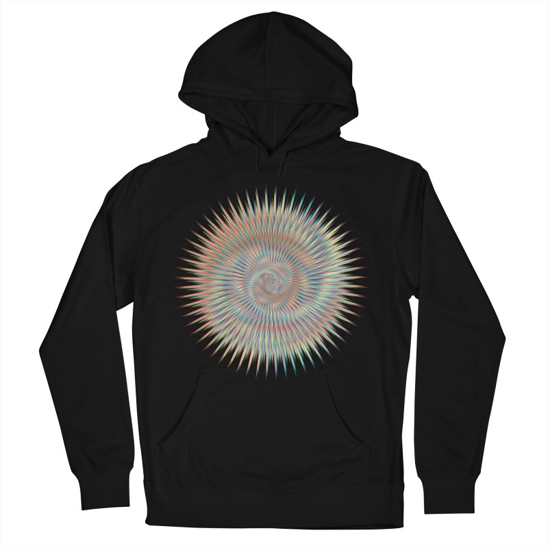 some people believe in things  Men's French Terry Pullover Hoody by upso's Artist Shop