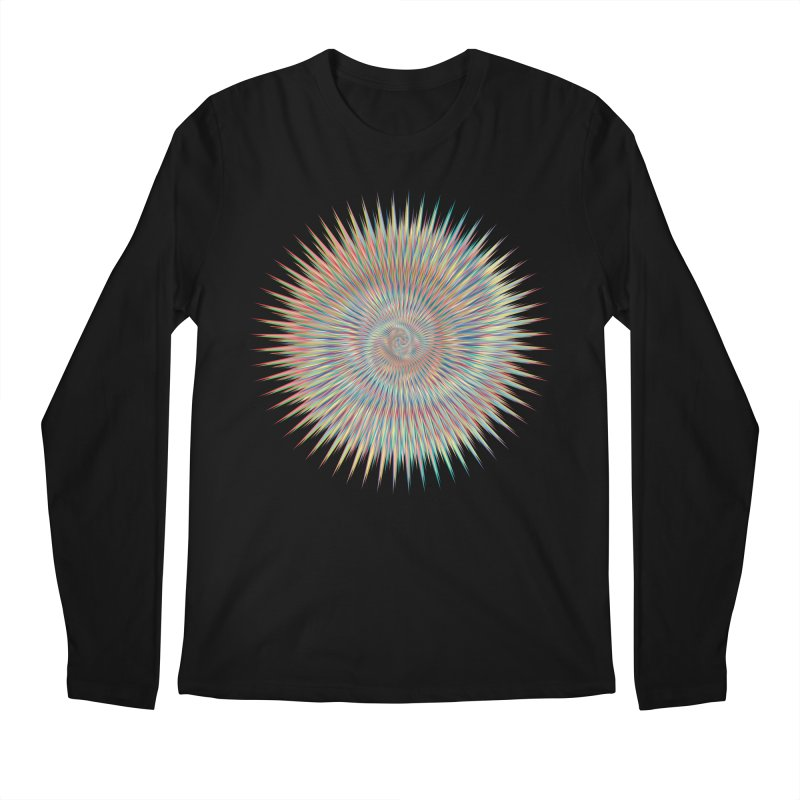 some people believe in things  Men's Longsleeve T-Shirt by upso's Artist Shop
