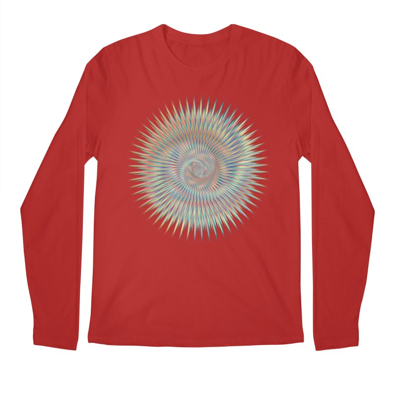some people believe in things  Men's Longsleeve T-Shirt by upso's Artist Shop