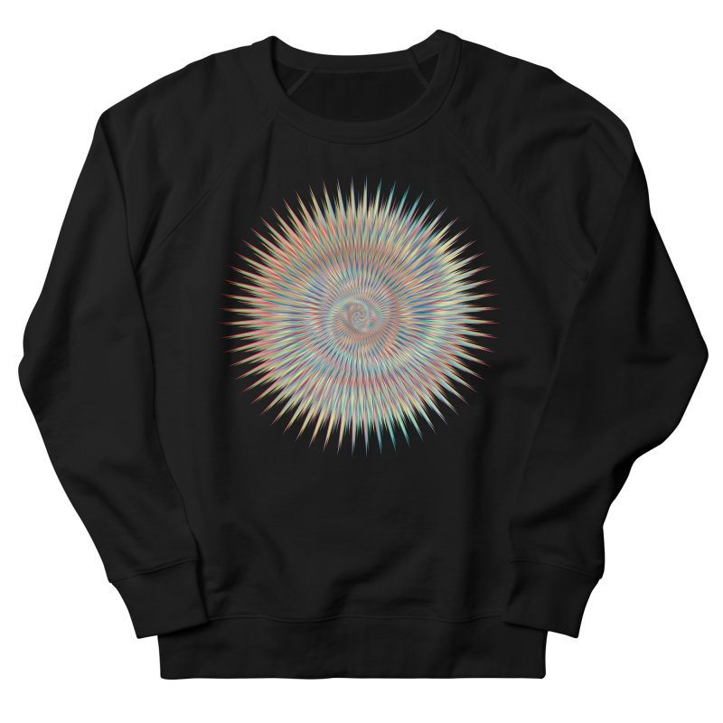 some people believe in things  Women's French Terry Sweatshirt by upso's Artist Shop