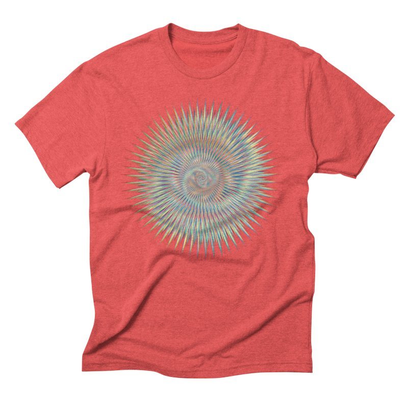 some people believe in things  Men's Triblend T-Shirt by upso's Artist Shop
