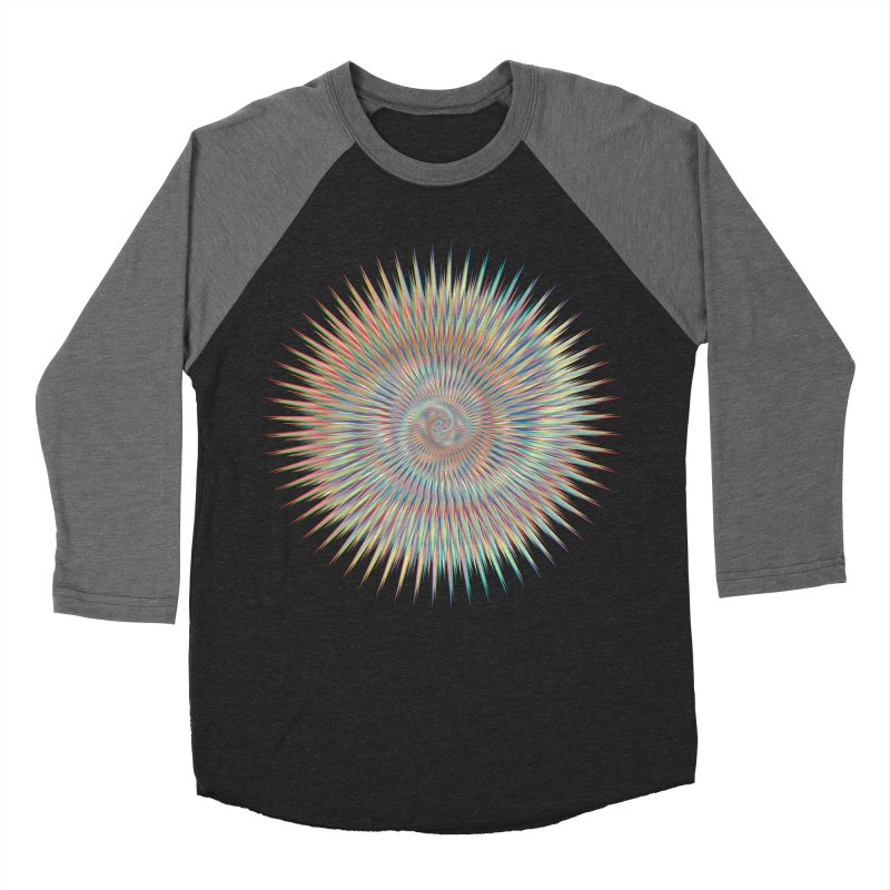 some people believe in things  Men's Baseball Triblend Longsleeve T-Shirt by upso's Artist Shop