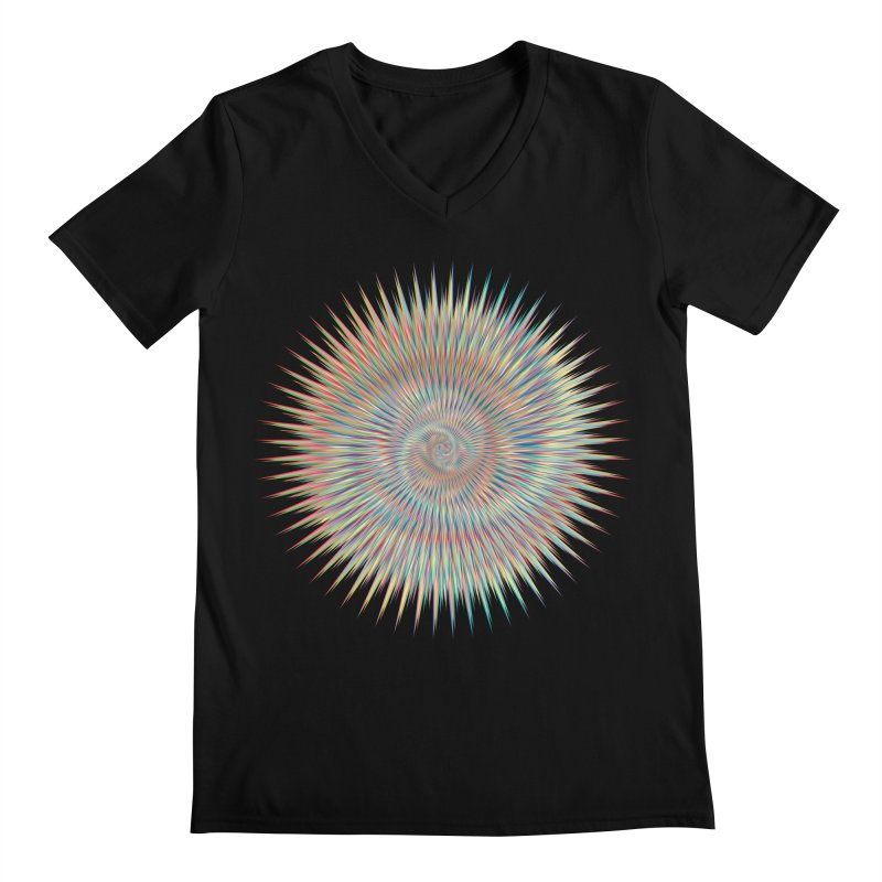 some people believe in things  Men's V-Neck by upso's Artist Shop