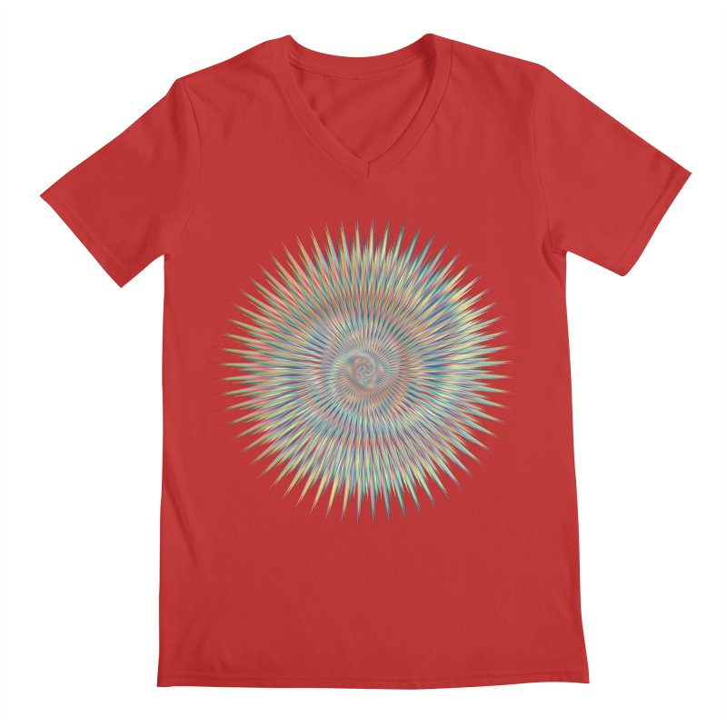 some people believe in things  Men's Regular V-Neck by upso's Artist Shop