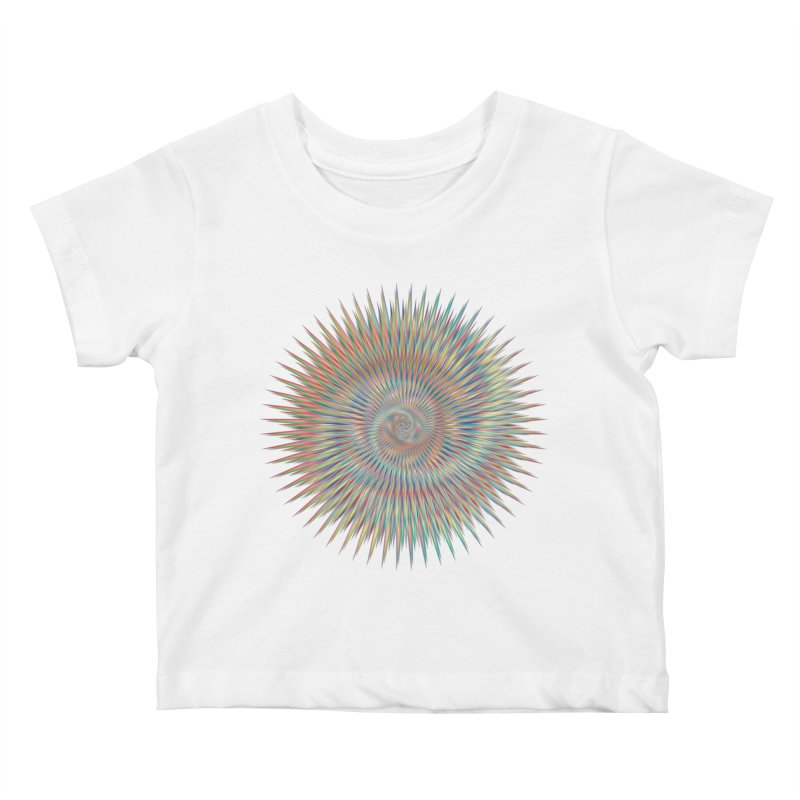 some people believe in things  Kids Baby T-Shirt by upso's Artist Shop