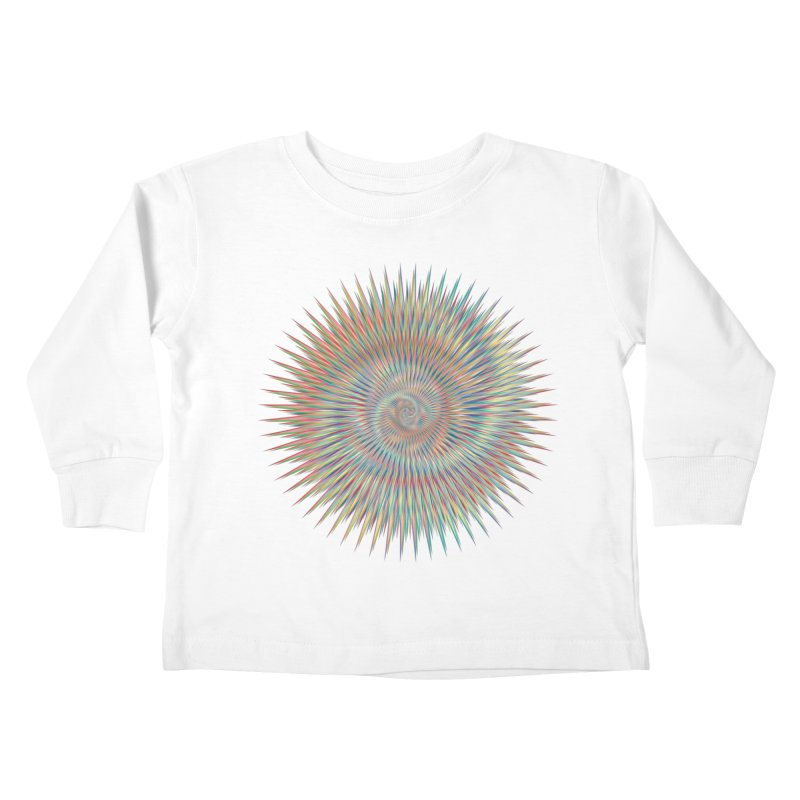 some people believe in things  Kids Toddler Longsleeve T-Shirt by upso's Artist Shop