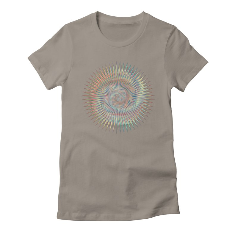 some people believe in things  Women's T-Shirt by upso's Artist Shop