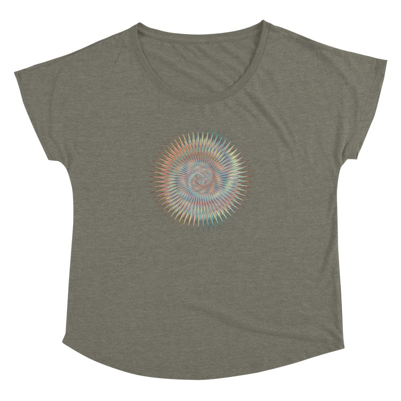 some people believe in things  Women's Dolman Scoop Neck by upso's Artist Shop
