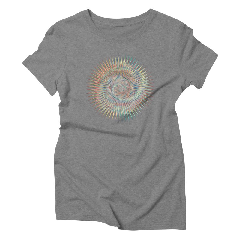 some people believe in things  Women's Triblend T-shirt by upso's Artist Shop