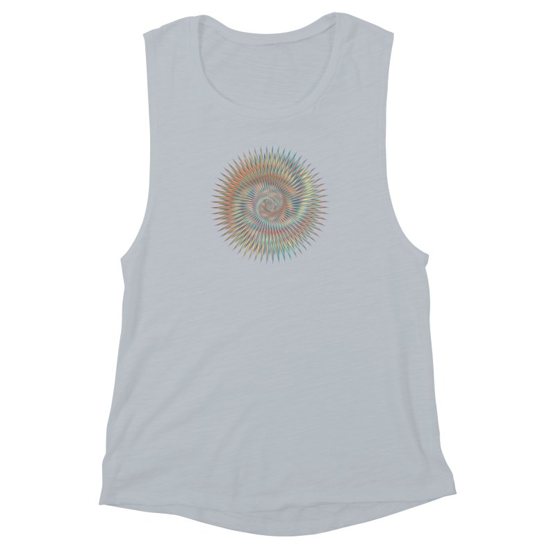 some people believe in things  Women's Muscle Tank by upso's Artist Shop