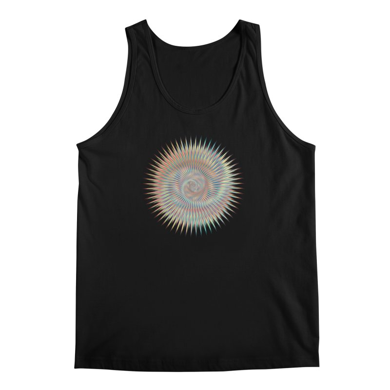 some people believe in things  Men's Tank by upso's Artist Shop